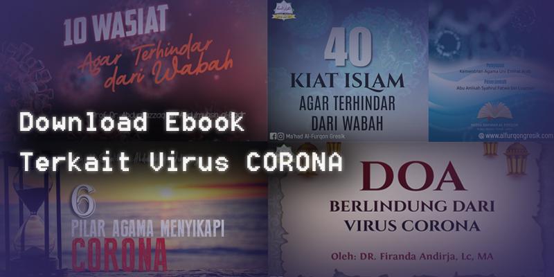 Ebook Terkait Virus Corona [COVID-19]